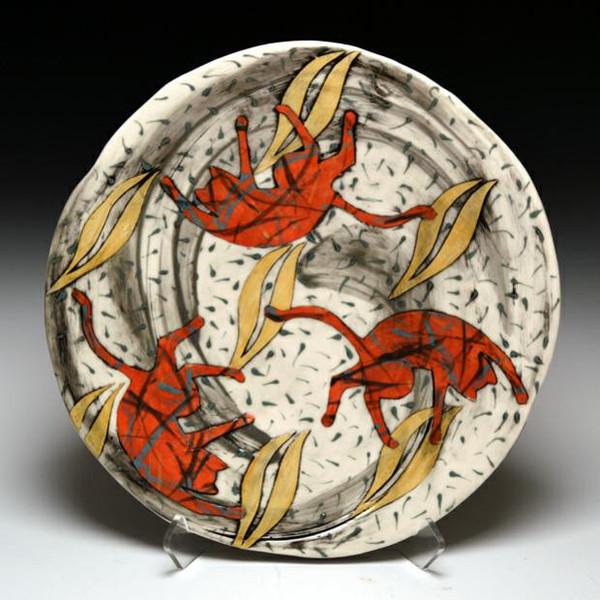 Euclid's Cats Platter